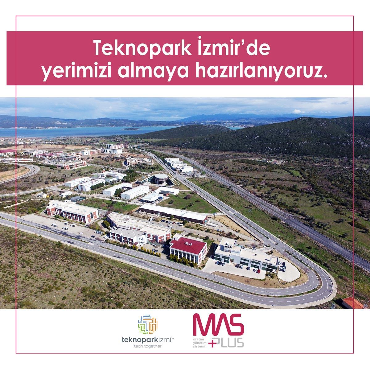 """""""Teknopark İzmir'de yerimizi almaya hazırlanıyoruz!"""""""