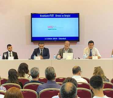 MAS Görsel Fabrika Çözümü ile Endüstri 4.0 Uygulamaları Zirvesi ve Sergisi'ndeydik!